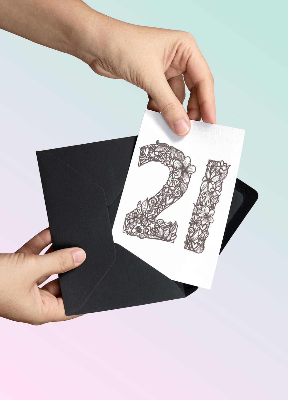 21 mock up