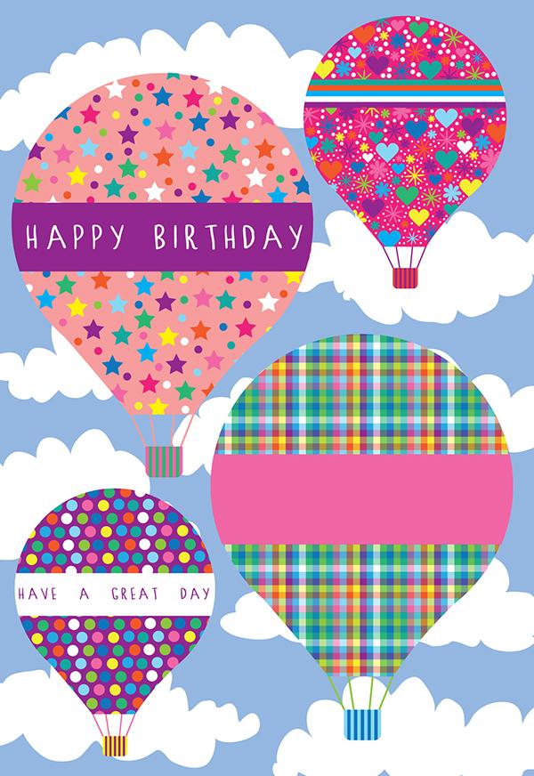 Balloons female